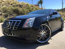 2013 Cadillac CTS Coupe Custom in Fort Irwin, California