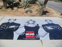 ~~~  Movie Banner  ~~~ in Yucca Valley, California