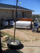 ##  Teather Ball Pole  ## in Yucca Valley, California