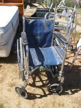 *** Small Wheel Chair  *** in Yucca Valley, California