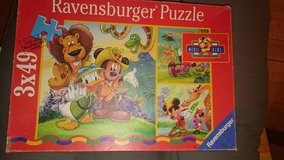 3 Puzzles micky in Ramstein, Germany