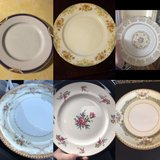 "WANTED ""Vintage Dinner Plates"" in Naperville, Illinois"