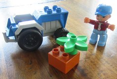 XMAS IS COMING LEGO Duplo Legoville Tractor Fun in Ramstein, Germany