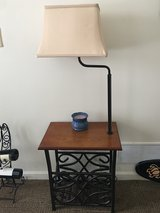 Table with Lamp in Fort Drum, New York