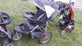 Jogging stroller in Fort Riley, Kansas