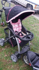 Minnie mouse stroller in Fort Riley, Kansas