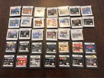 Nintendo DS & 3DS games in Tacoma, Washington