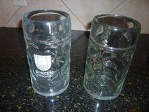 "1 Liter HB ""Spaten Munchen"" Dimpled Glass Beer Stein in Fort Rucker, Alabama"