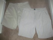 Men's size 33 shorts in Fort Benning, Georgia