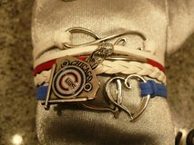 Cubs Bracelets NEW in Lockport, Illinois
