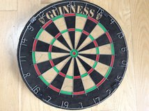 Good quality Guinness dartboard in Plainfield, Illinois