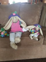 Easter Bunny Family in Lockport, Illinois