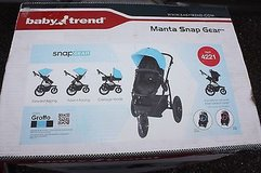 Baby trend manta snap gear new in box in Naperville, Illinois