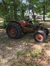 1970 Massey Ferguson tractor with motor in Houston, Texas