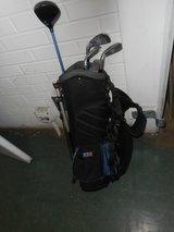 US Kids Golf Champion Series RH Ultralight 5 club Golf Set with bag in Westmont, Illinois