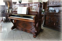 rare antique piano from the French manufacturer Pleyel in Stuttgart, GE