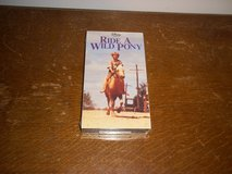 New VHS Walt Disney Movies in Fort Campbell, Kentucky