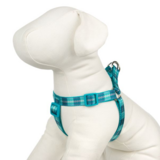 Top Paw Step-In Plaid Adjustable Dog Harness (Medium) in Aurora, Illinois