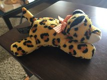 Plush Leopard Rattle in Naperville, Illinois