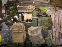 *Wanted* We Buy Military Surplus Gear. We pay cash! (714)414-8141 in Camp Pendleton, California