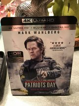 BluRay Patriots Day in Chicago, Illinois