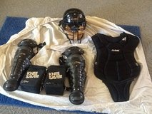 Catchers equipment in 29 Palms, California