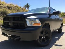 Dodge Ram 4x4 Murdered Out in Camp Pendleton, California