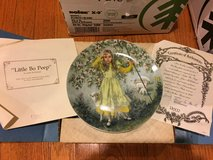 Reduced: Little Bo Peep Plate in Joliet, Illinois