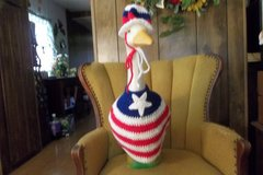 July 4 Girl Geese goose clothes Crochet in Belleville, Illinois
