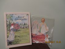 Anne of Green Gables A Press-Out & Dress-up Activity Book in Glendale Heights, Illinois