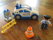 XMAS IS COMING LEGO Duplo Legoville Police Patrol in Ramstein, Germany