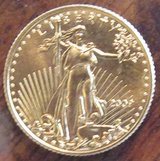 2009 $5 Gold Eagle Brilliant Uncirculated in Ramstein, Germany