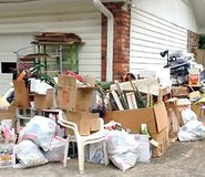 TRASH & JUNK HAULING / MOVING /PCS CLEANING  /  YARD &  GARDEN WORK  /  PICK UP &  DELIVERY / PA... in Ramstein, Germany