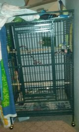macaw nesting cage in Fort Knox, Kentucky
