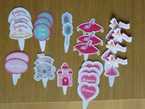 24 Cake Toppers Princess in Stuttgart, GE