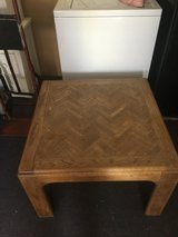 Simple Wood End Table in 29 Palms, California