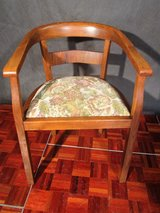 Antique Oak Chair from the Early 1900s in Ramstein, Germany