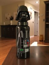 Large Darth Vader Water Bottle in Yorkville, Illinois
