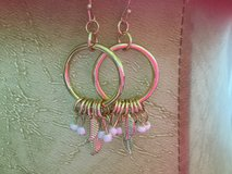 Cute earrings-New- CREDIT CARDS ACCEPTED!!! in Bolingbrook, Illinois