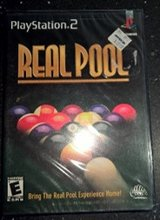 PLAYSTATION 2 REAL POOL GAME NEW STILL FACTORY SEALED in Ramstein, Germany