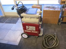 CFR Pro Station 400 Commercial Carpet Cleaner Extractor in Naperville, Illinois