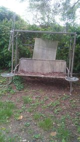 Large 3 person swing. in Camp Lejeune, North Carolina