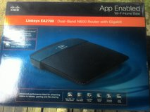 Linksys EA2700 WI-FI. HOME BASE in Fort Polk, Louisiana