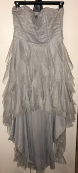 Silver dress size 3 in Tinley Park, Illinois