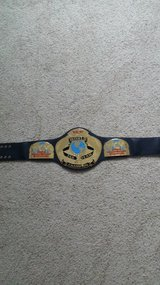 WCW World Tag Team Championship Title Belt in Camp Lejeune, North Carolina