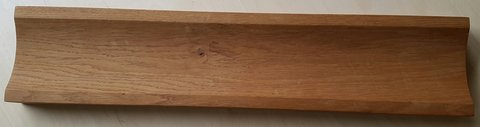 Handmade Solid Wood Baguette/Bread Tray in Stuttgart, GE