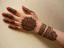 Henna Tattoos For parties in Spring, Texas