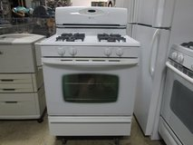 Maytag Gas Stove, Model#MGR4452BDW in Naperville, Illinois