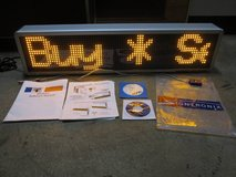 """Signtronix LED-40 (40"""" Programmable Sign) in Schaumburg, Illinois"""