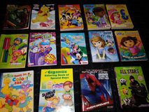 Coloring books lot in Spring, Texas